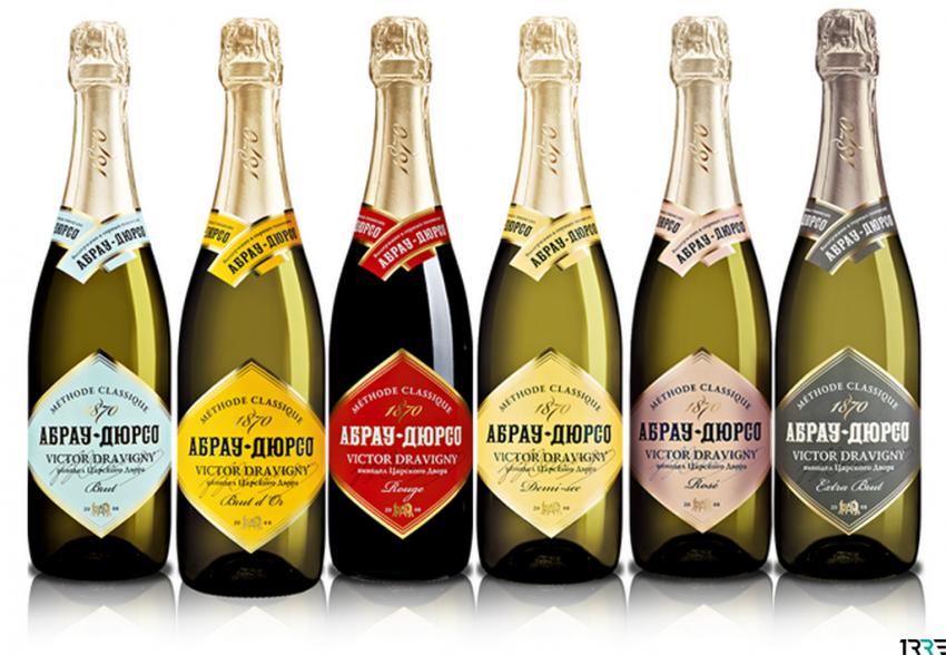 Роскачество определило лучшее шампанское