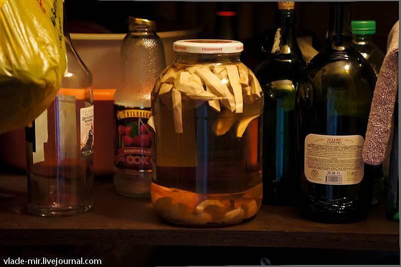 Домашняя хреновуха рецепт из самогона, водки и спирта