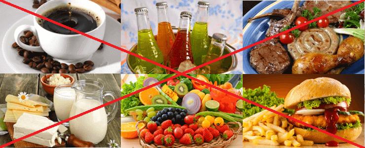 Диета после алкогольного отравления: что можно кушать после интоксикации алкоголем и запрещенная еда