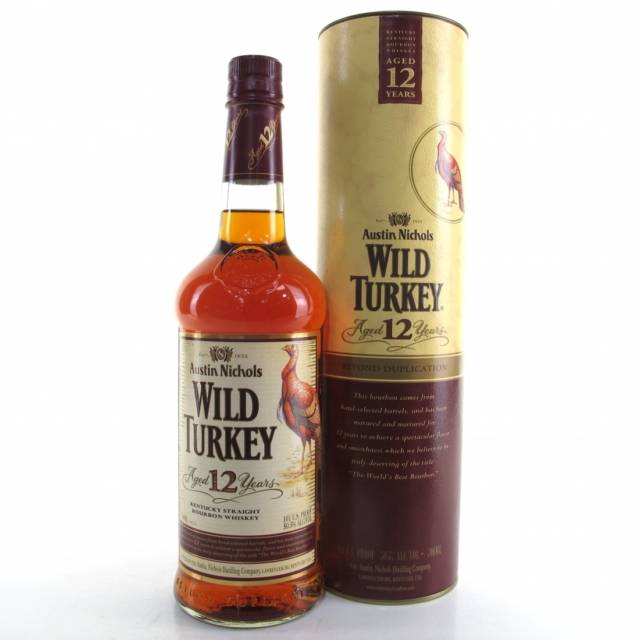 Бурбон wild turkey и его особенности