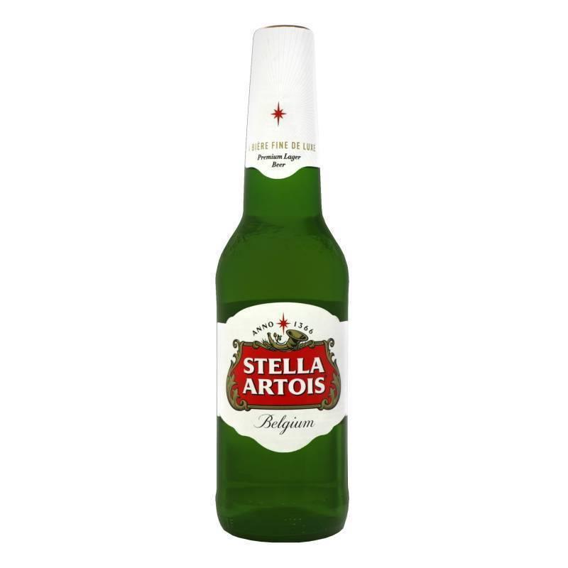 Обзор пива Стелла Артуа