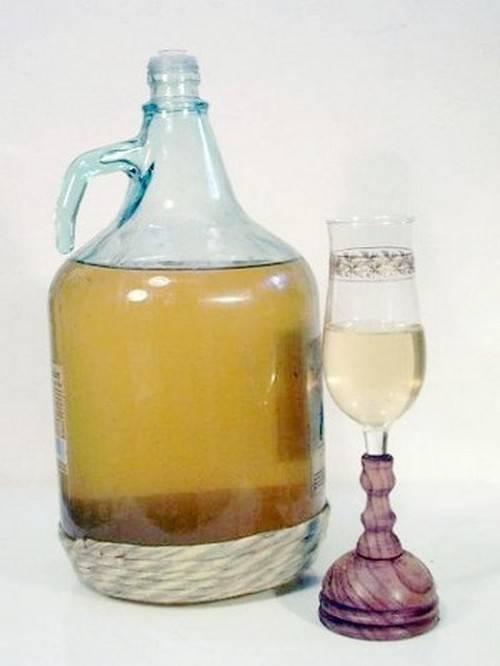 Вино из черного крыжовника - домашний пошаговый рецепт