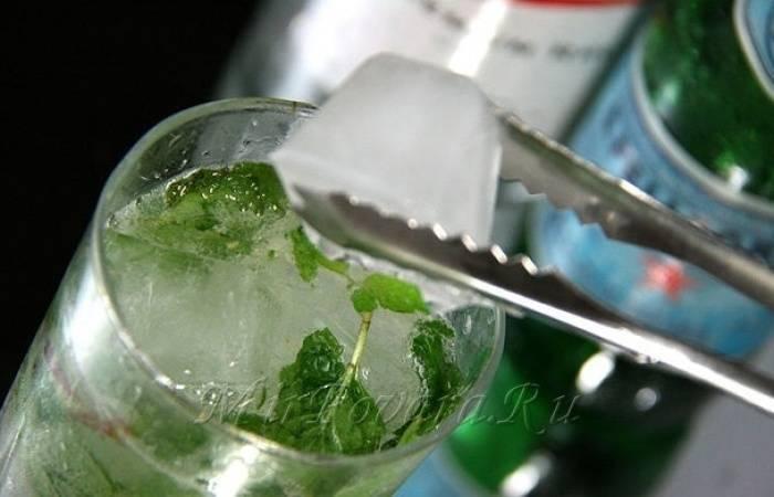 Мохито рецепт алкогольный с водкой