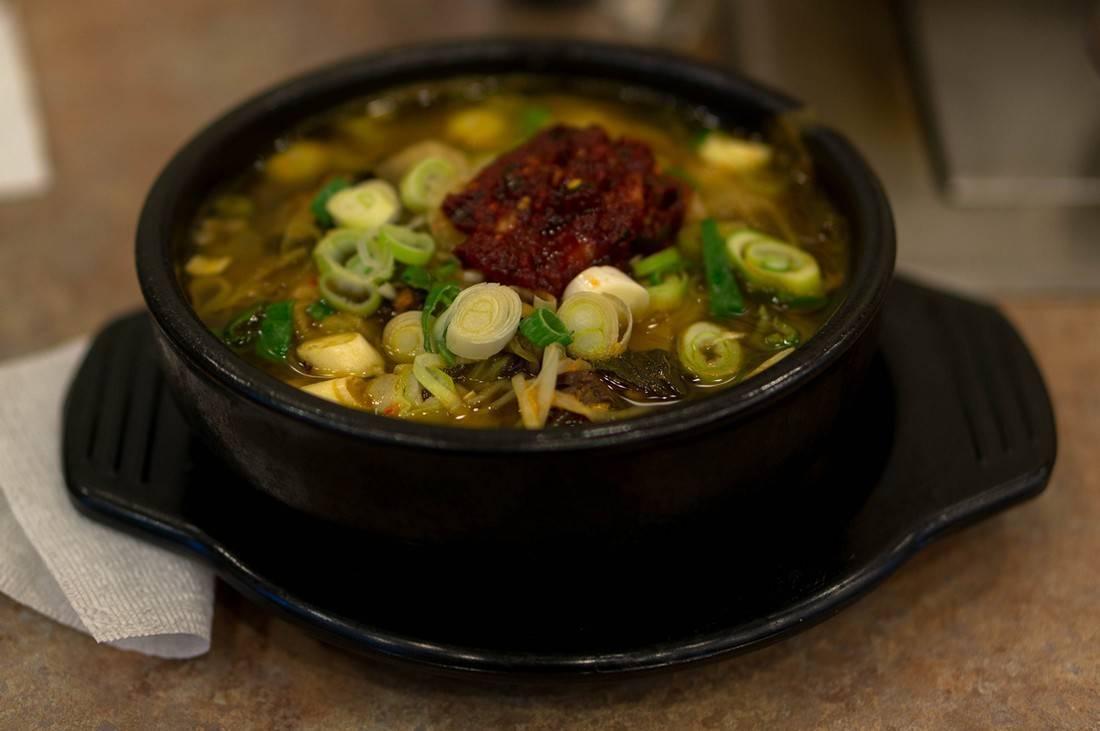 Готовим суп от похмелья
