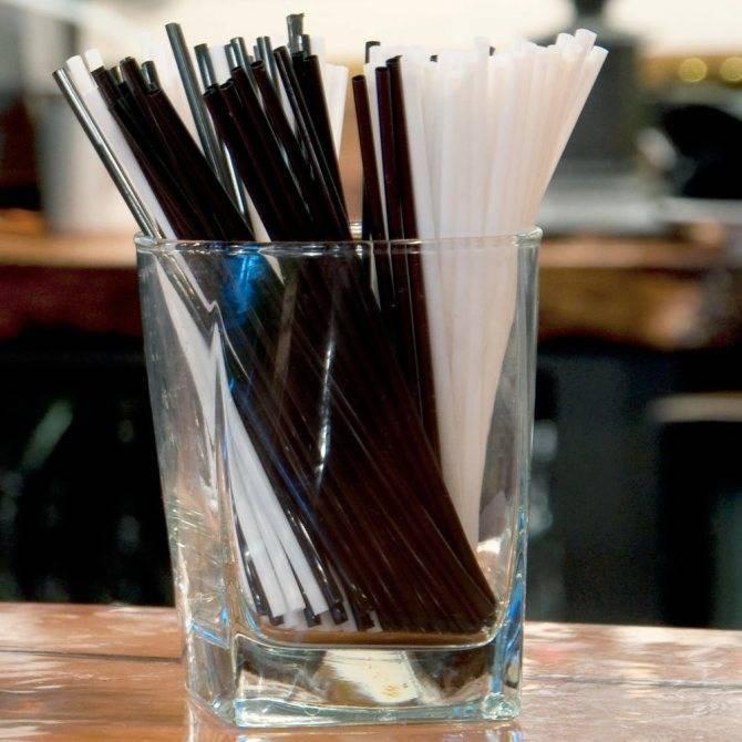 Трубочка для коктейля: правила соломинного этикета
