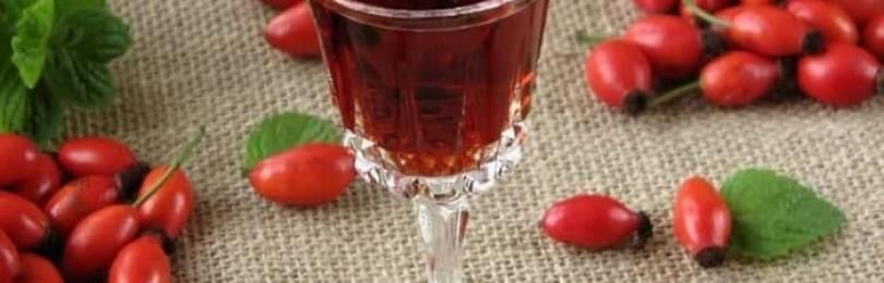 Вино из шиповника: как сделать в домашних условиях по рецепту