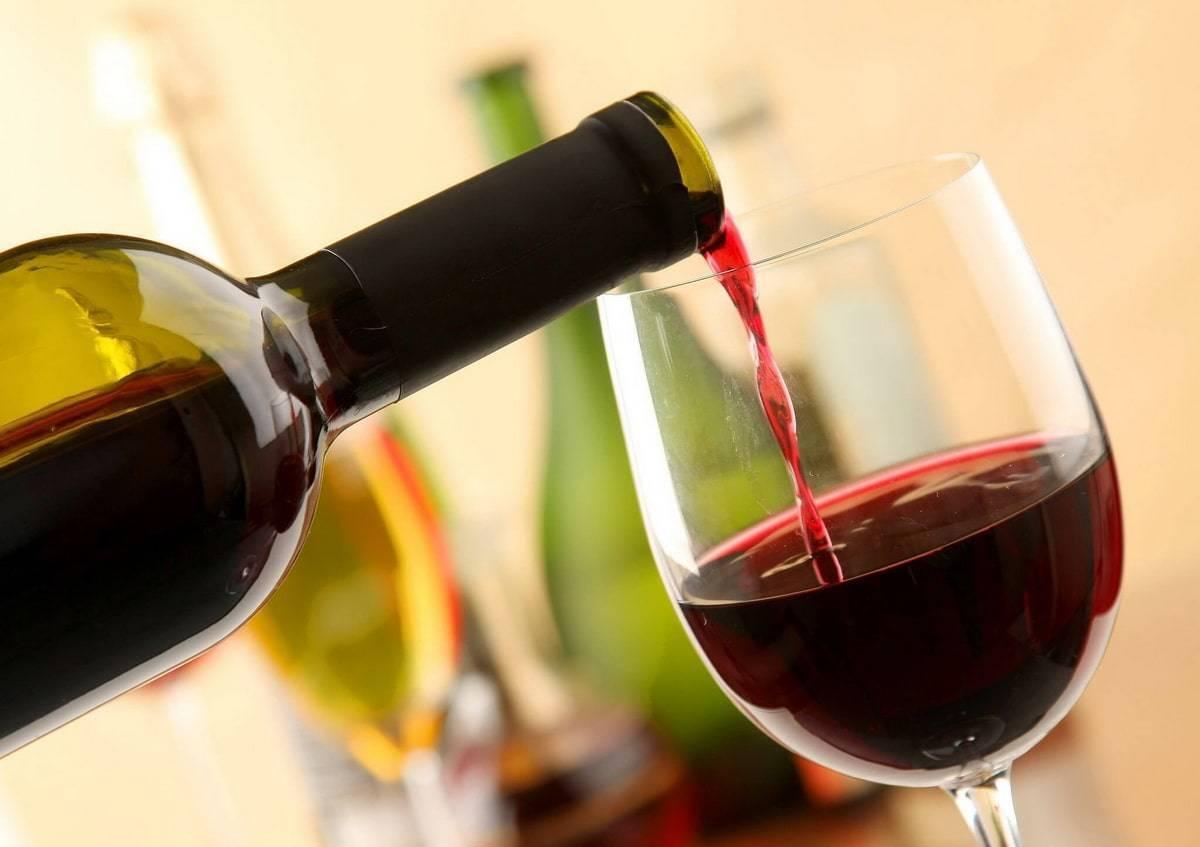 Красное вино для сосудов: что нужно знать, описание сорта, отзывы