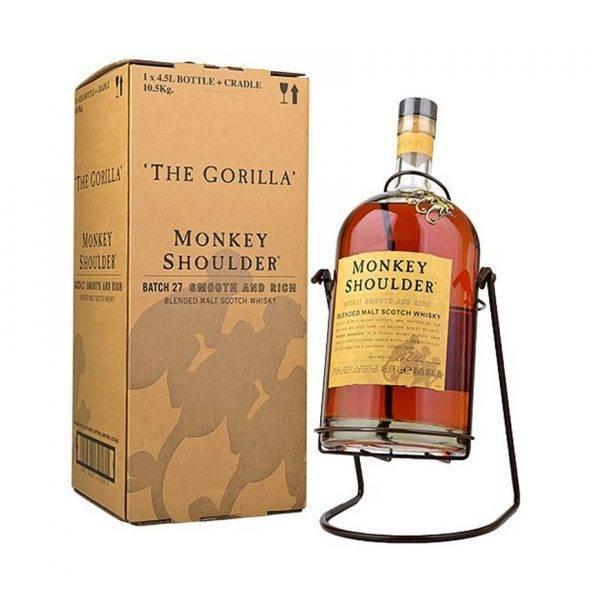 Виски плечо обезьяны