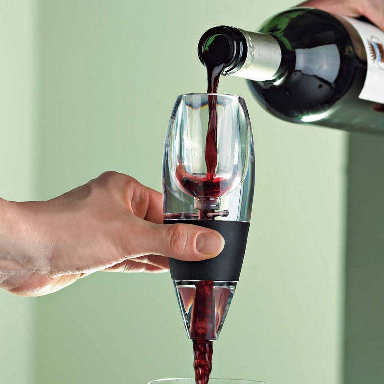 Декантация вина – описание процесса, технология, видео