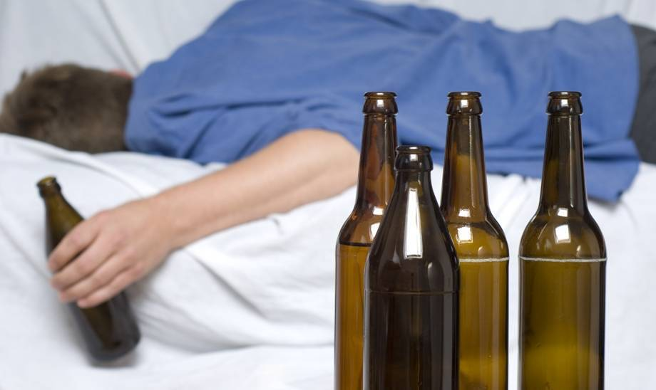 Что делать, если отравился пивом
