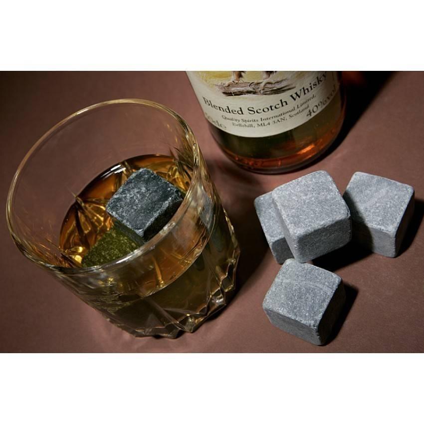 Камни для виски и коньяка: зачем они нужны?