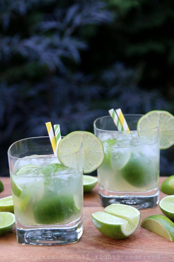 Коктейль кайпиринья – алкогольное достояние южной америки
