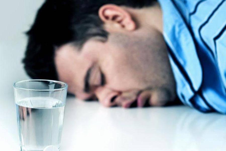 Тревога, как последствие алкогольной интоксикации