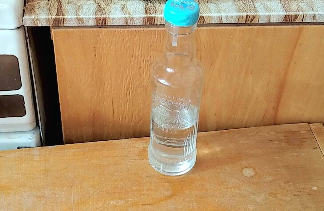 Водка из самогона в домашних условиях