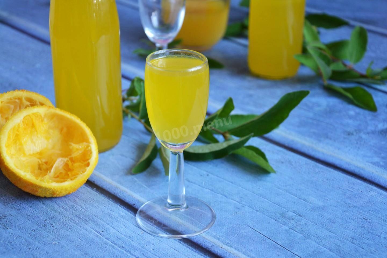 Как сделать апельсиновый ликер в домашних условиях: 3 лучших рецепта приготовления