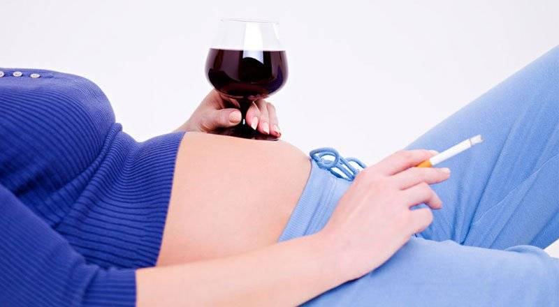 Алкоголь во время беременности - можно ли пить, влияние на эмбрион и последствия возлияний