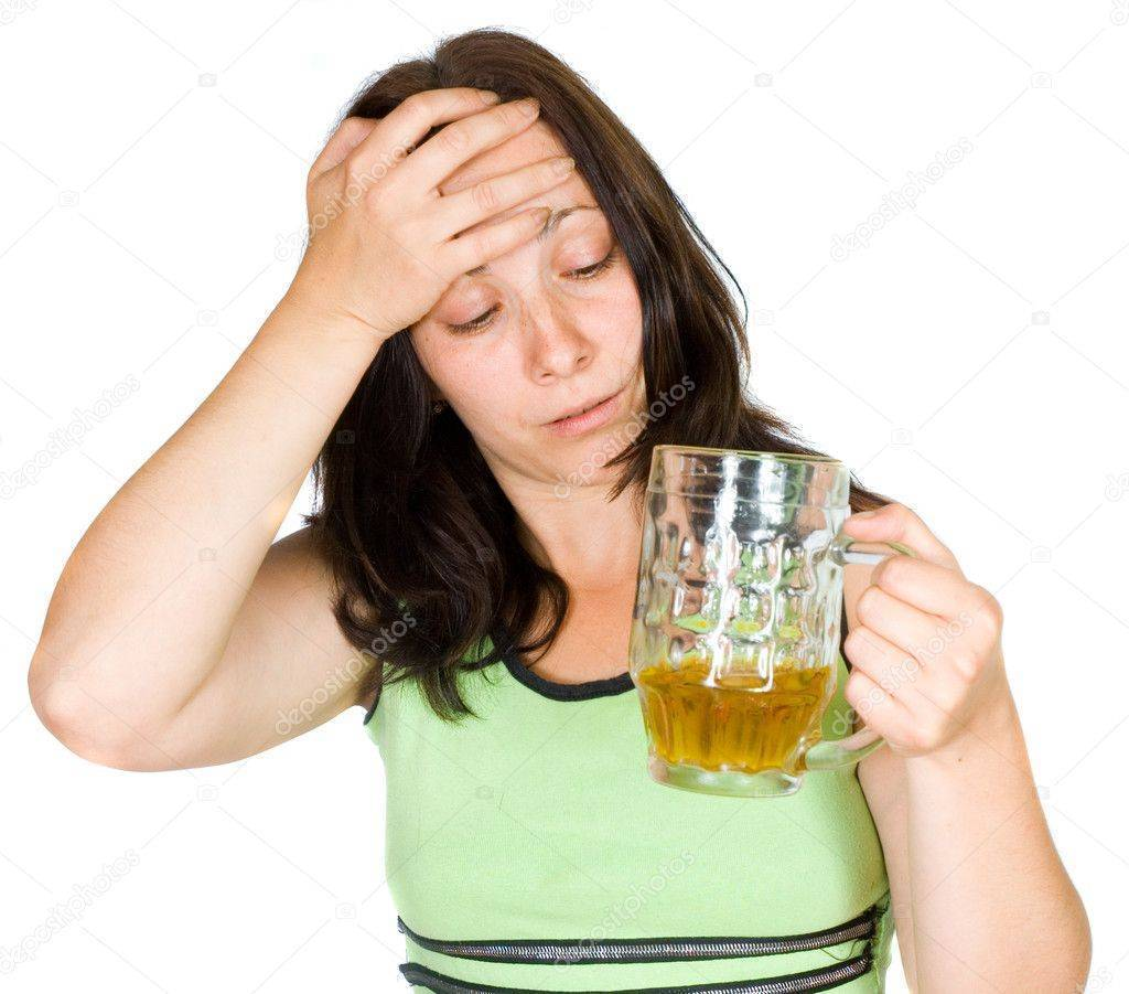 Как избежать сильного похмелья после пива?