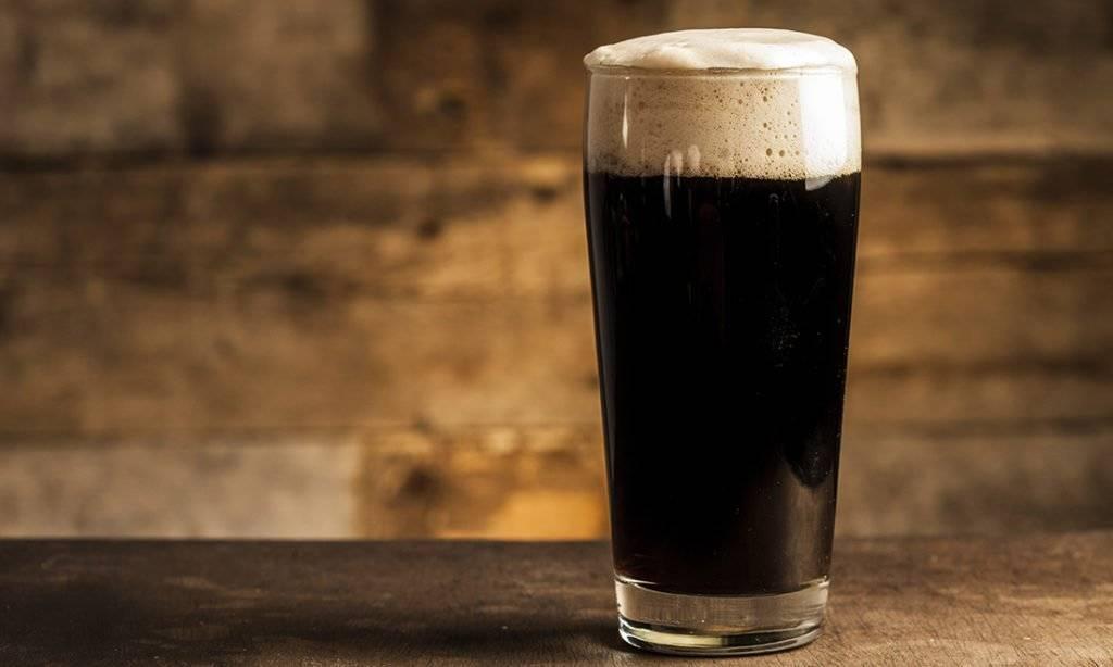 Пиво сорта стаут - stout