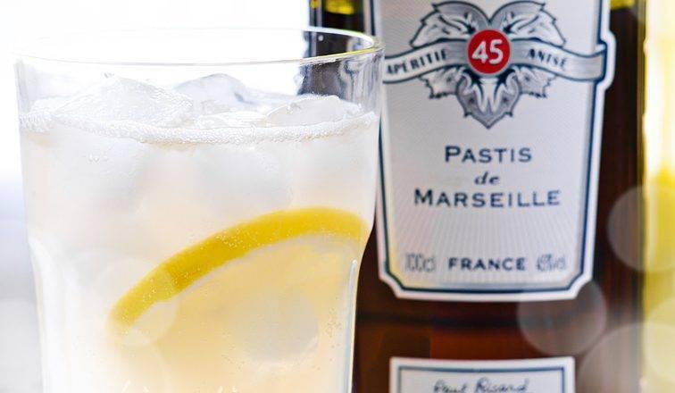 Как пить и настаивать французский анисовый ликёр пастис?