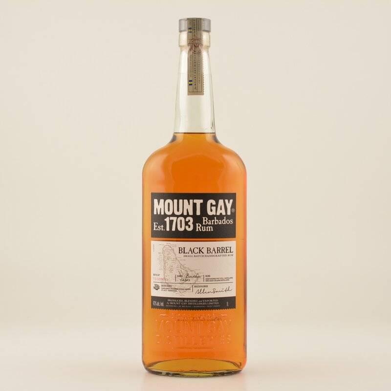 Mount gay — ром с историей
