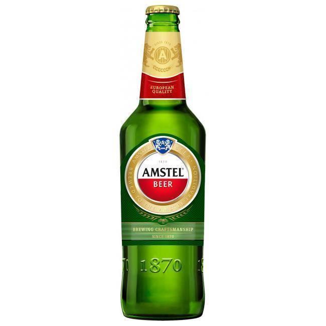 Как правильно питьпиво амстел amstel производитель, виды, крепость