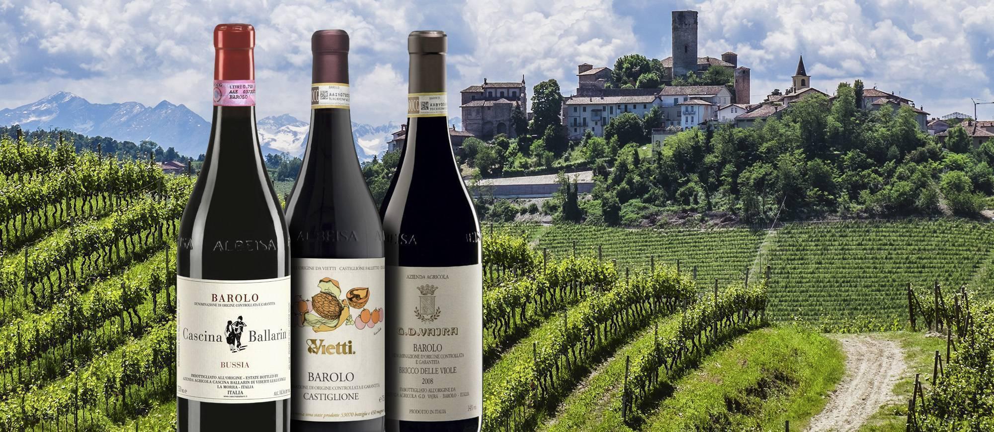 Итальянское вино barolo (бароло) - описание, цена и отзыв