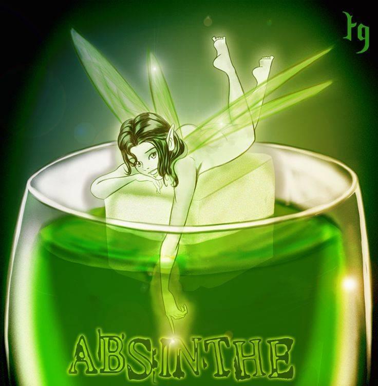 Абсент: зеленая фея или болотная ведьма?