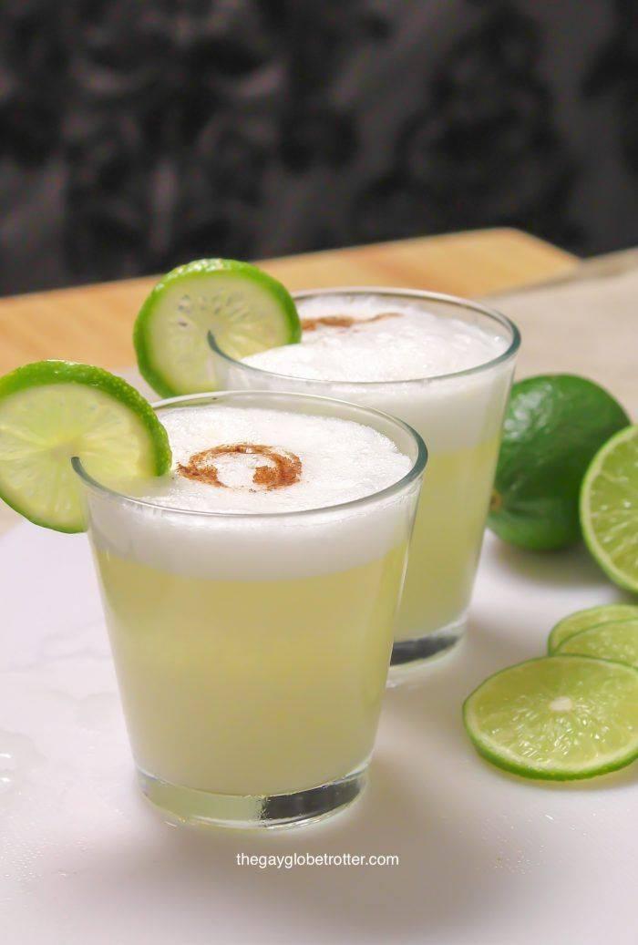 Напиток писко из перу и чили: особенности, рецепты коктейлей, писко-сауэр