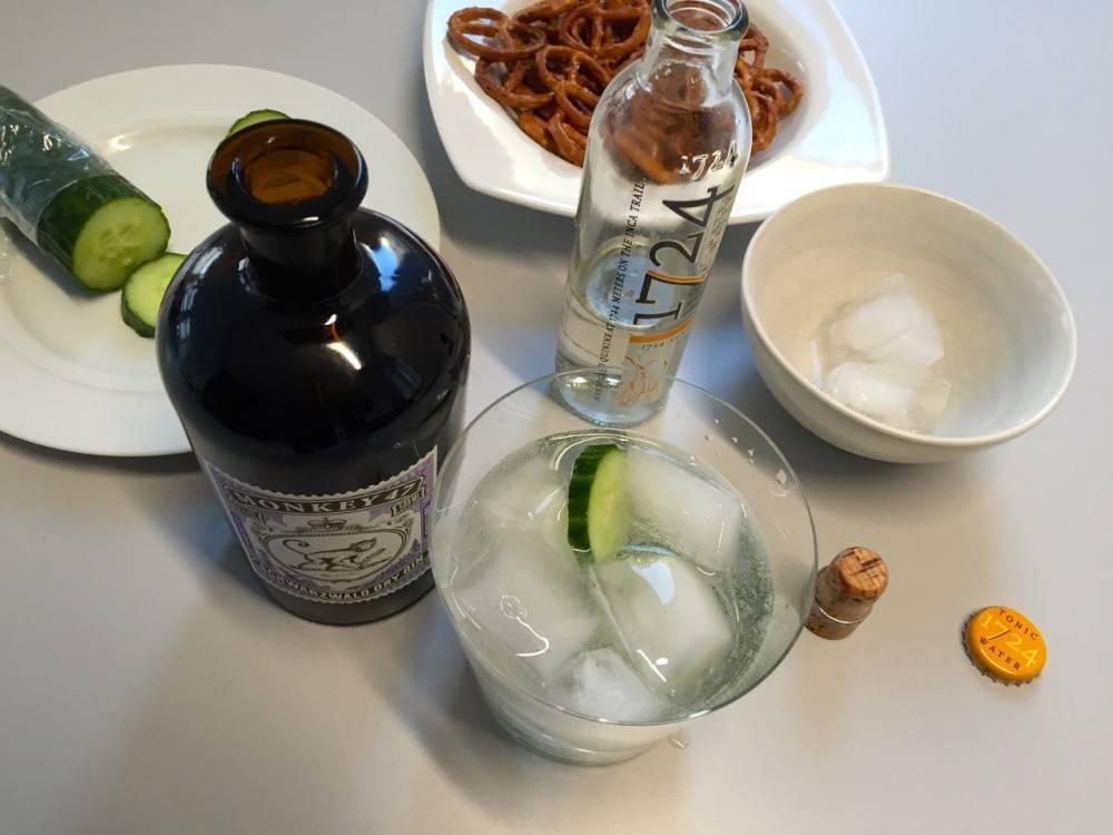 Напиток джин в домашних условиях: выберите собственный рецепт джина