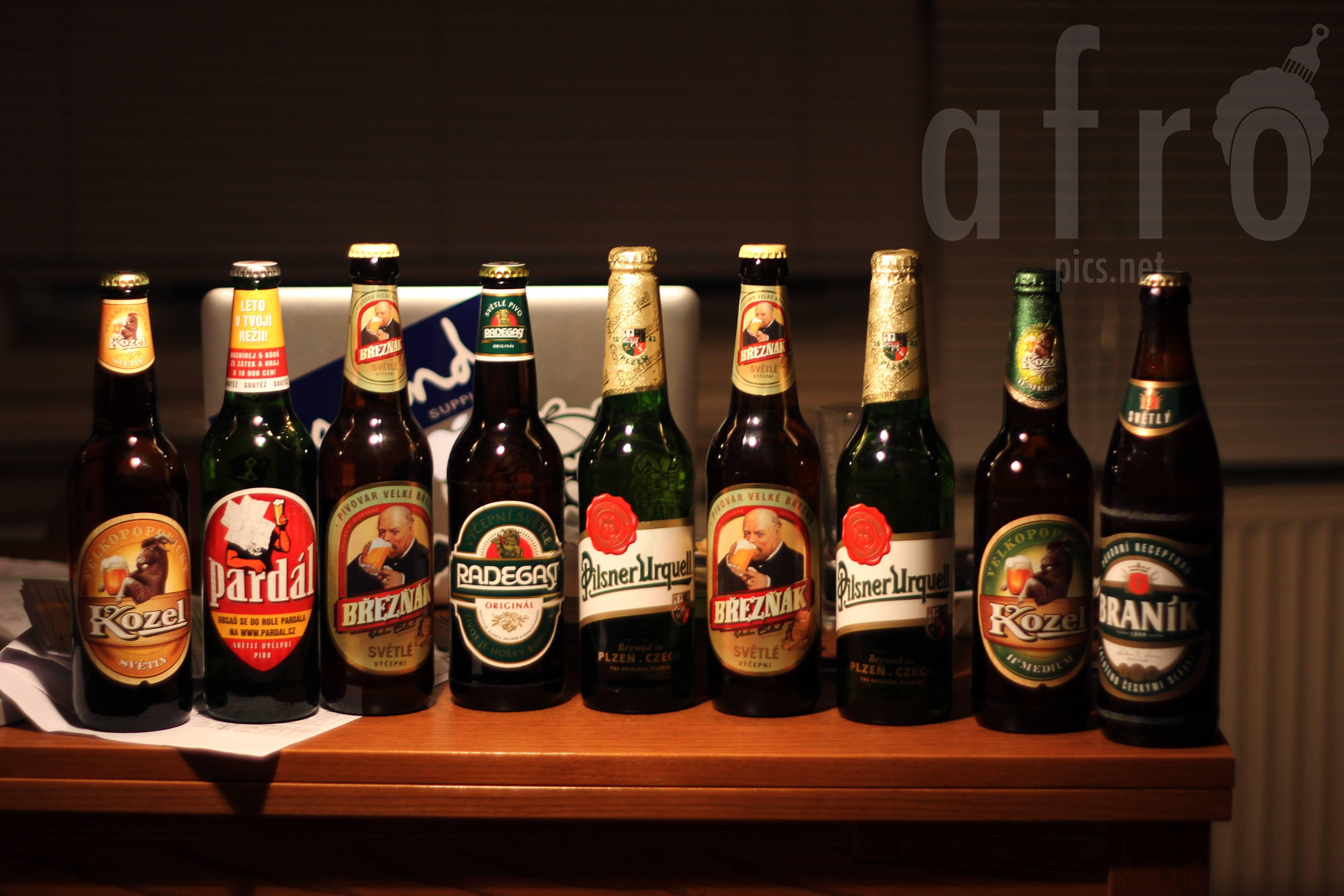 Топ-10 лучших марок пива в рейтинге zuzako
