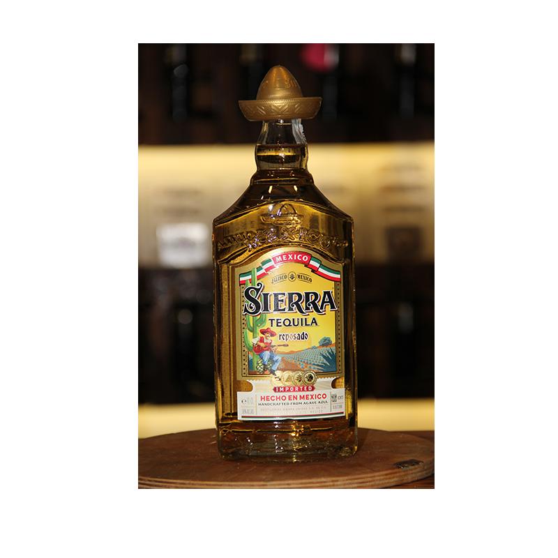 Оригинальный вкус и традиционное сомбреро. все, что нужно знать о текиле сиерра