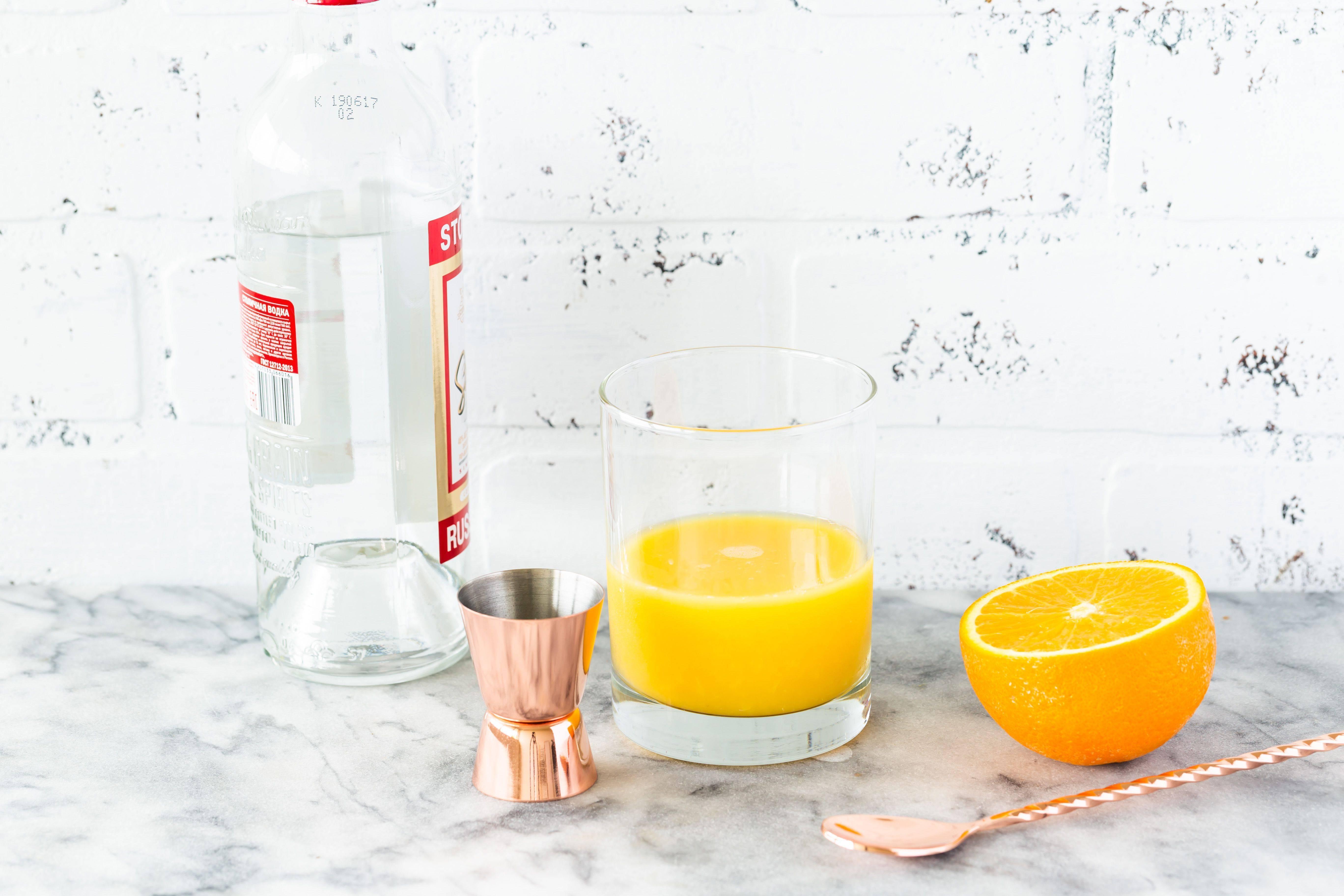 Как сделать отвертку в домашних условиях. рецепты приготовления коктейля отвертка