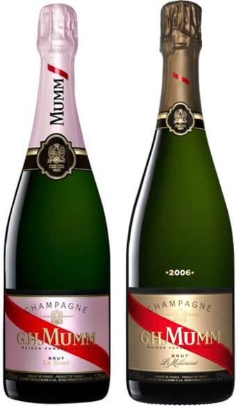 Шампанское «mumm» (мумм): история бренда, обзор и характеристика напитка