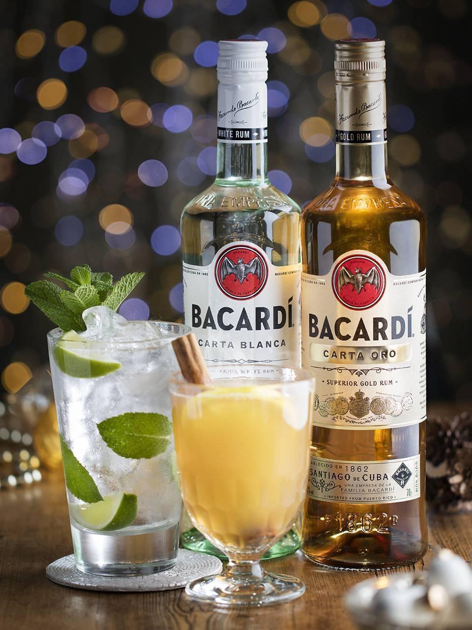 Бакарди мохито: с чем и как пить алкоголь, сколько градусов в коктейле, рецепт приготовления, чем закусывать лучше всего