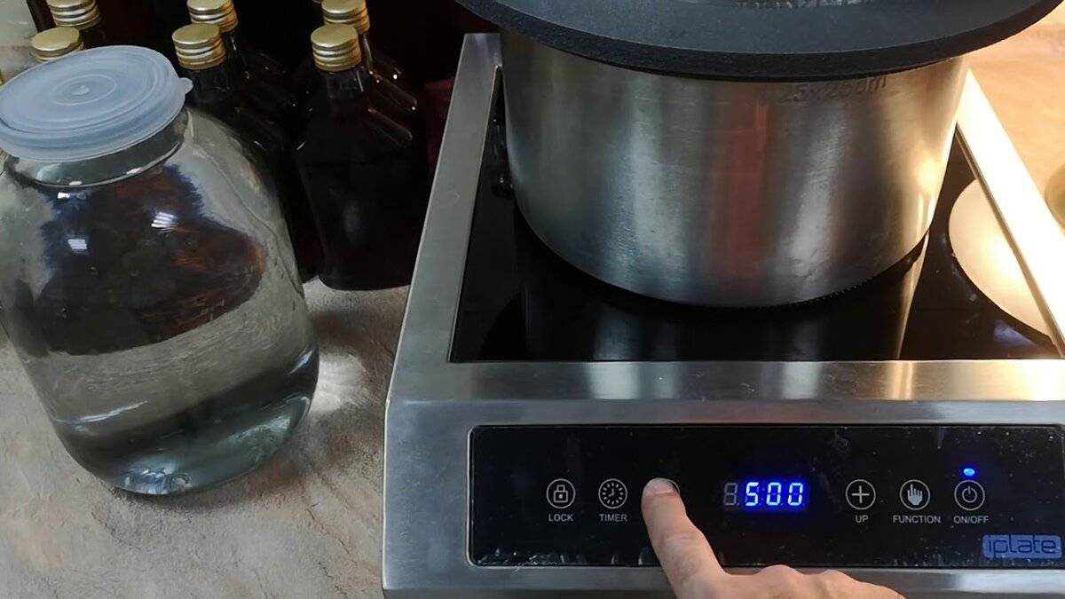 Какая индукционная плита для самогоноварения самая лучшая?