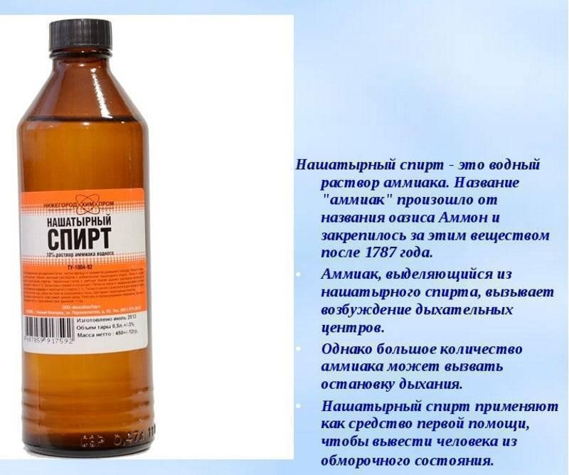 Используют нашатырный спирт от похмелья. использование нашатыря при похмелье
