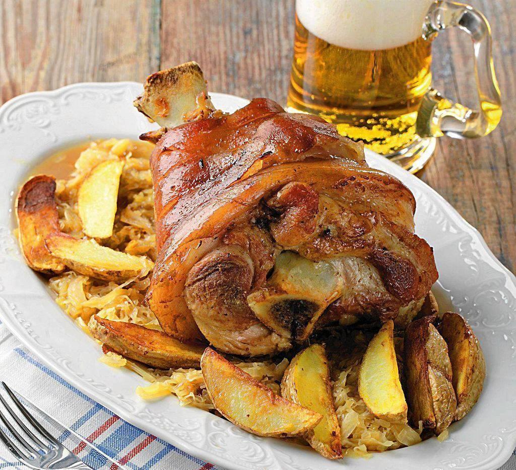 Свинина по-чешски