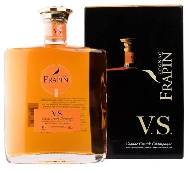 Коньяк фрапен (frapin) описание и цена разных видов напитка