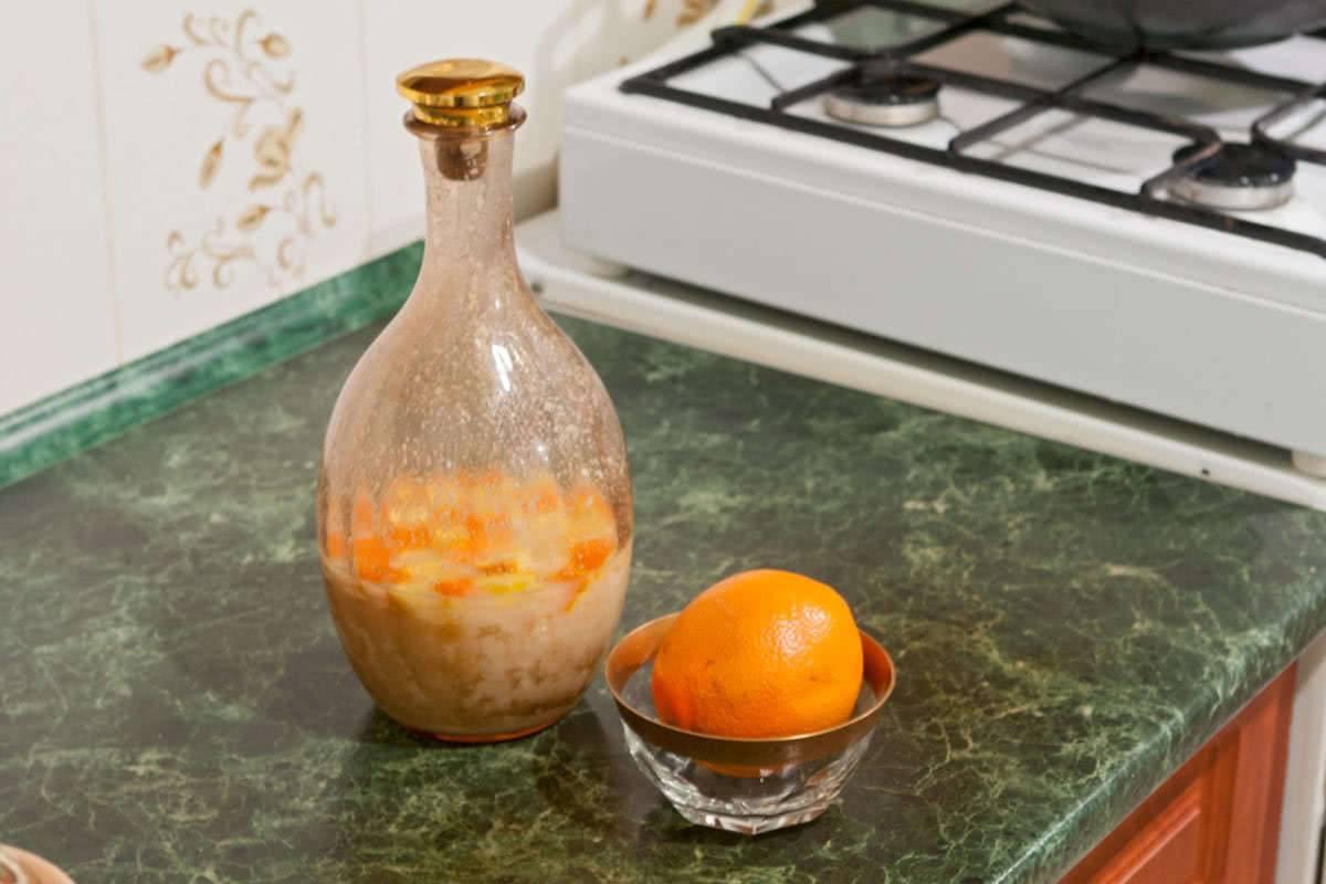 Способы приготовления лимончелло в домашних условиях