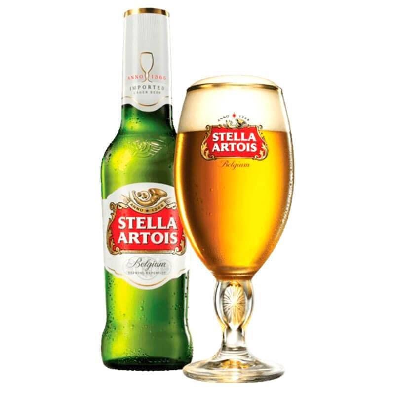 Пиво стелла артуа и его особенности