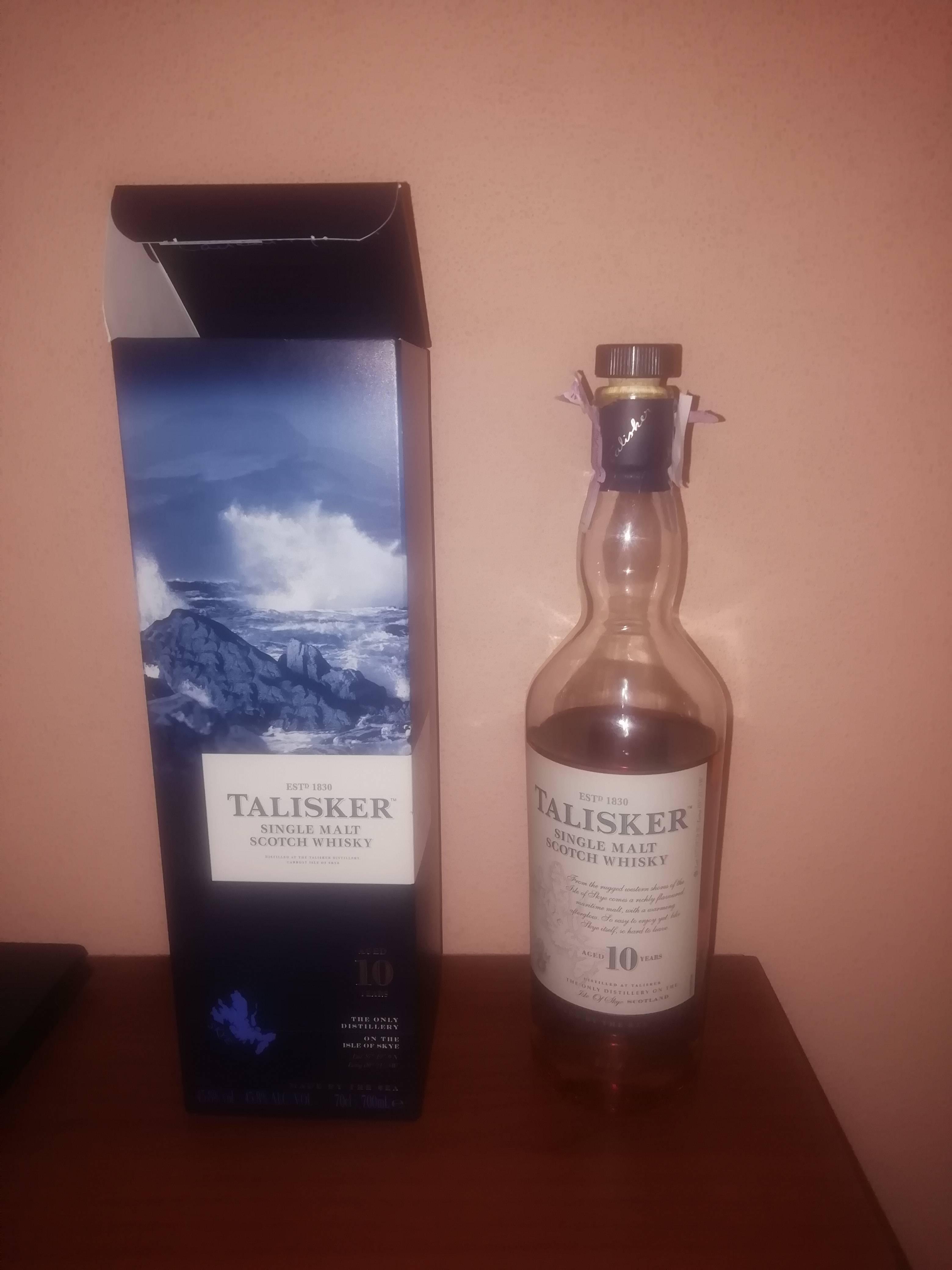 Виски талискер (talisker): история бренда и обзор коллекции напитков