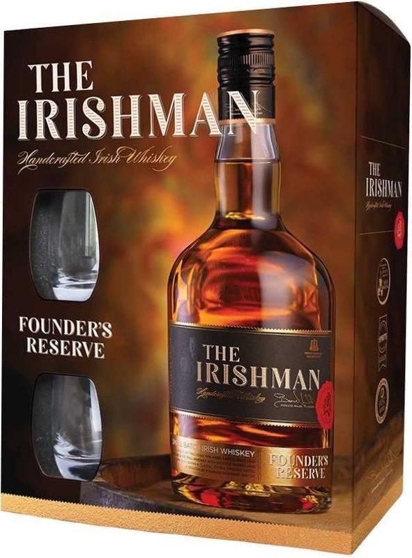Виски the irishman (айришмен) — стоимость эксклюзивного напитка из ирландии, разновидности