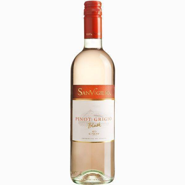 Итальянское вино Пино Гриджио