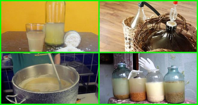 Домашний самогон и сахара и дрожей: пошаговый рецепт с фото и видео