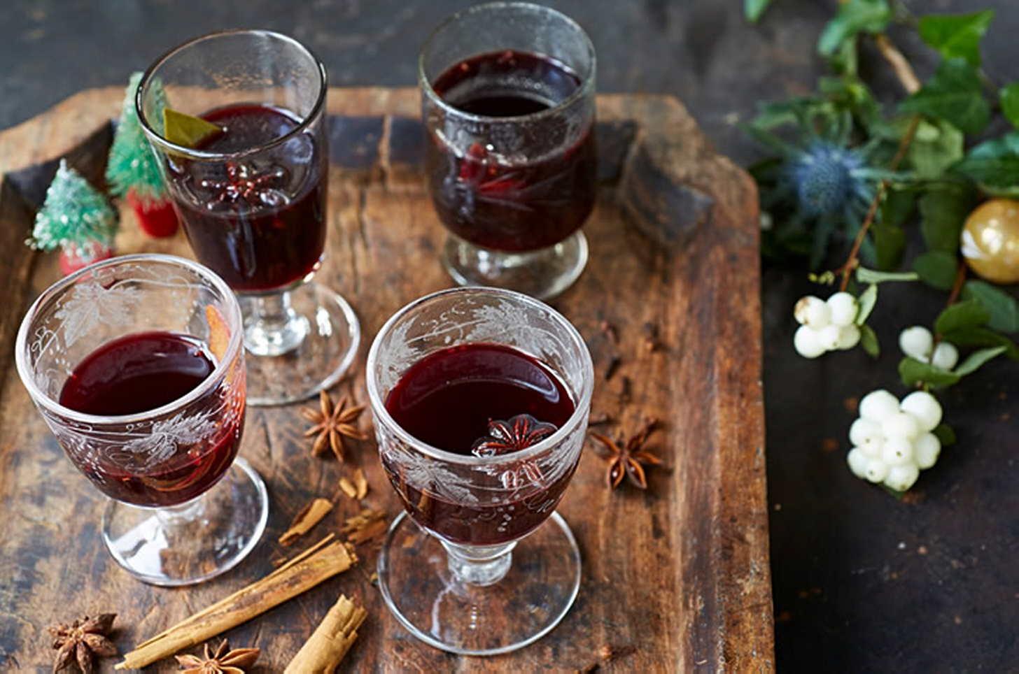 Как приготовить вино от простуды — простудные заболевания