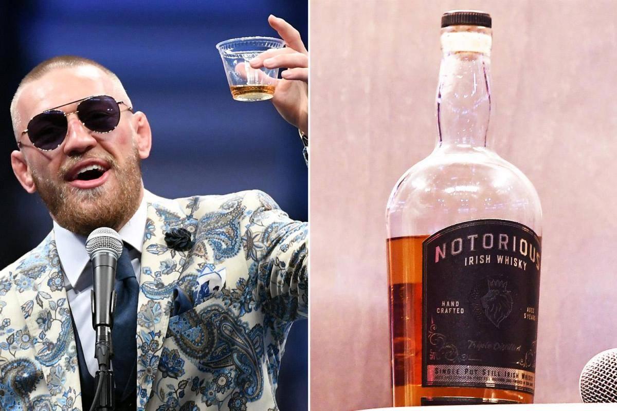Proper no.twelve – виски от конора макгрегора