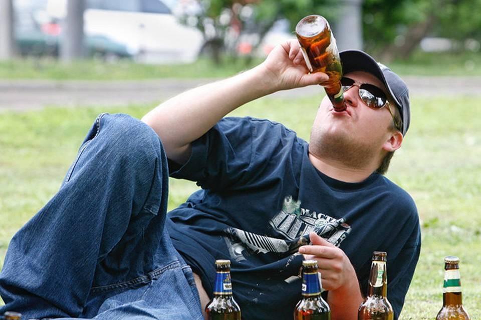 Распитие спиртных напитков в общественном месте. чем грозит?