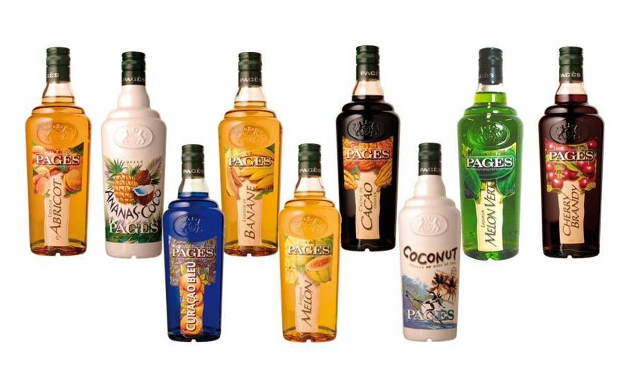 Самые вкусные ликеры мира — история алкоголя