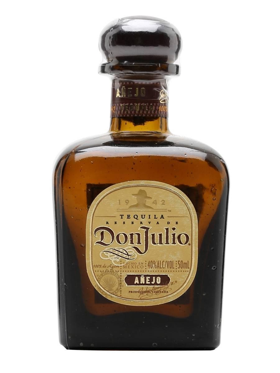 Текила дон хулио: история, особенности и виды напитка
