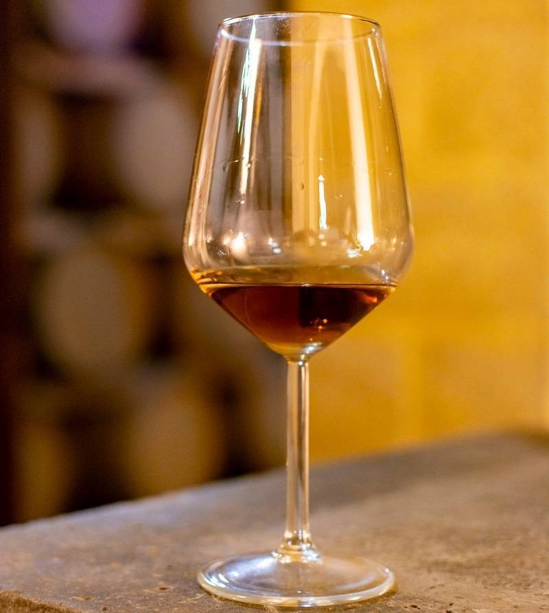 Вино марсала (marsala) – сицилийский аналог портвейна и хереса